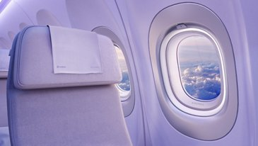 Airspace Cabin A320neo Window Detail