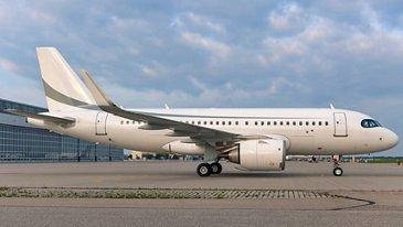 ACJ319neo from K5-Aviation at NBAA