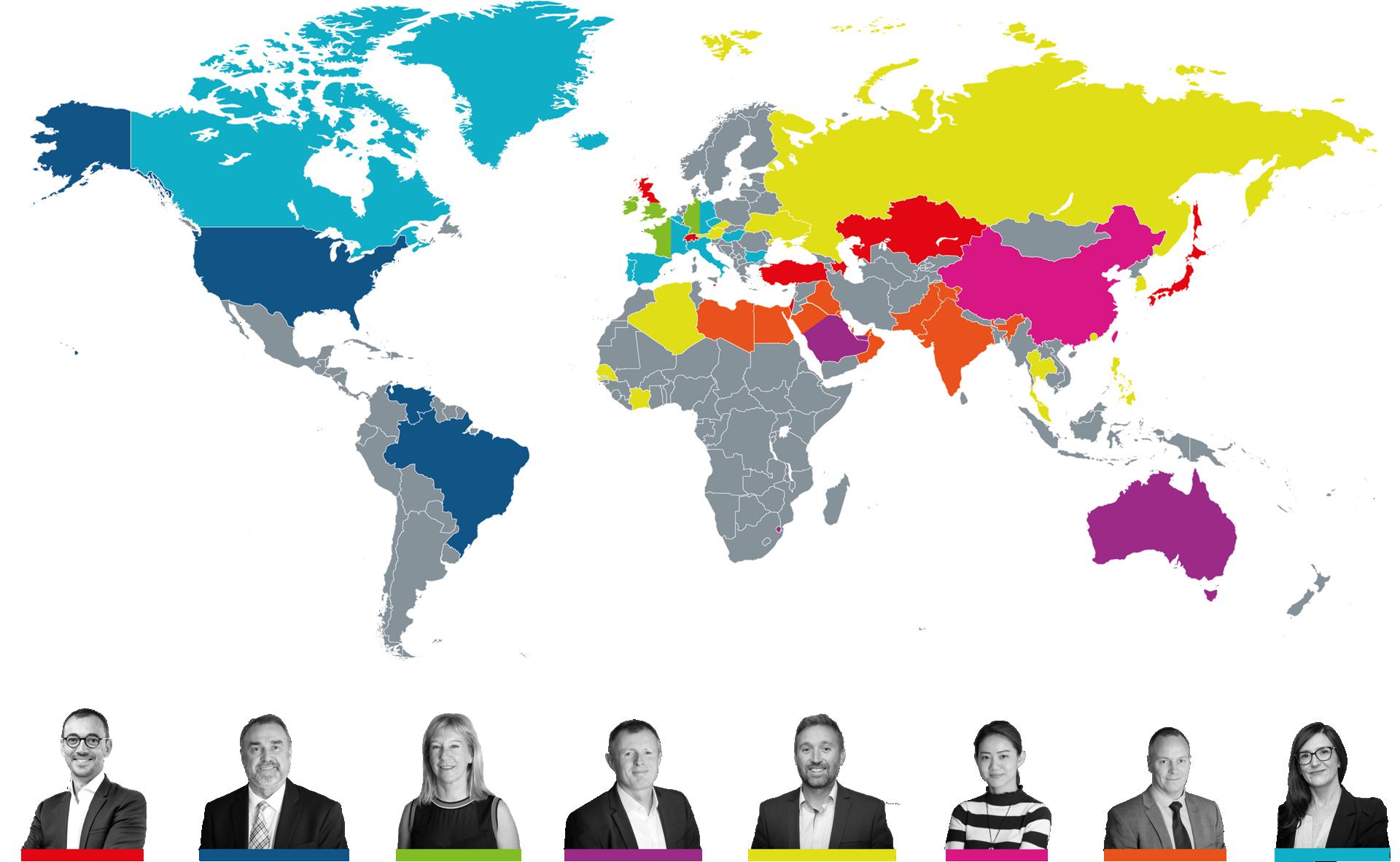 CSD Map