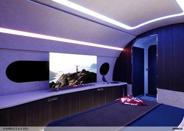 ACJ220 Modern Bedroom Night
