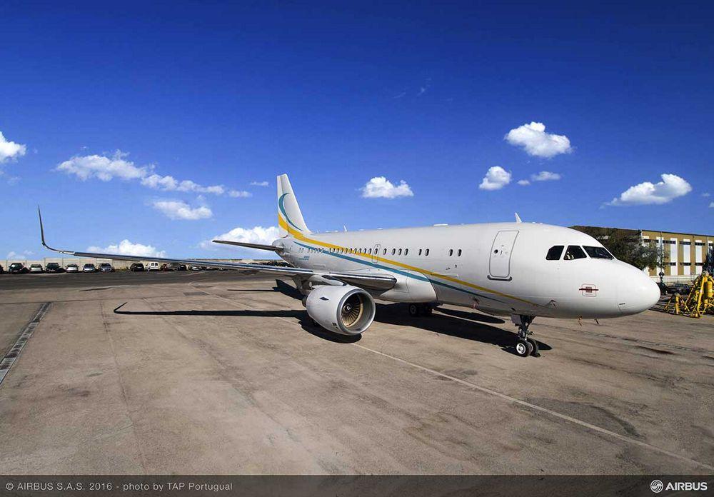 Airbus ACJ319_Comlux