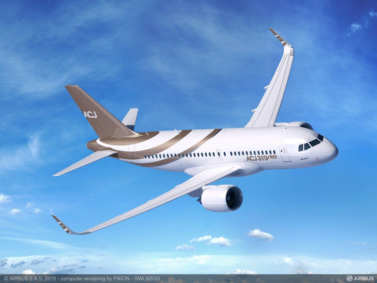 ACJ319neo corporate jet_ 1