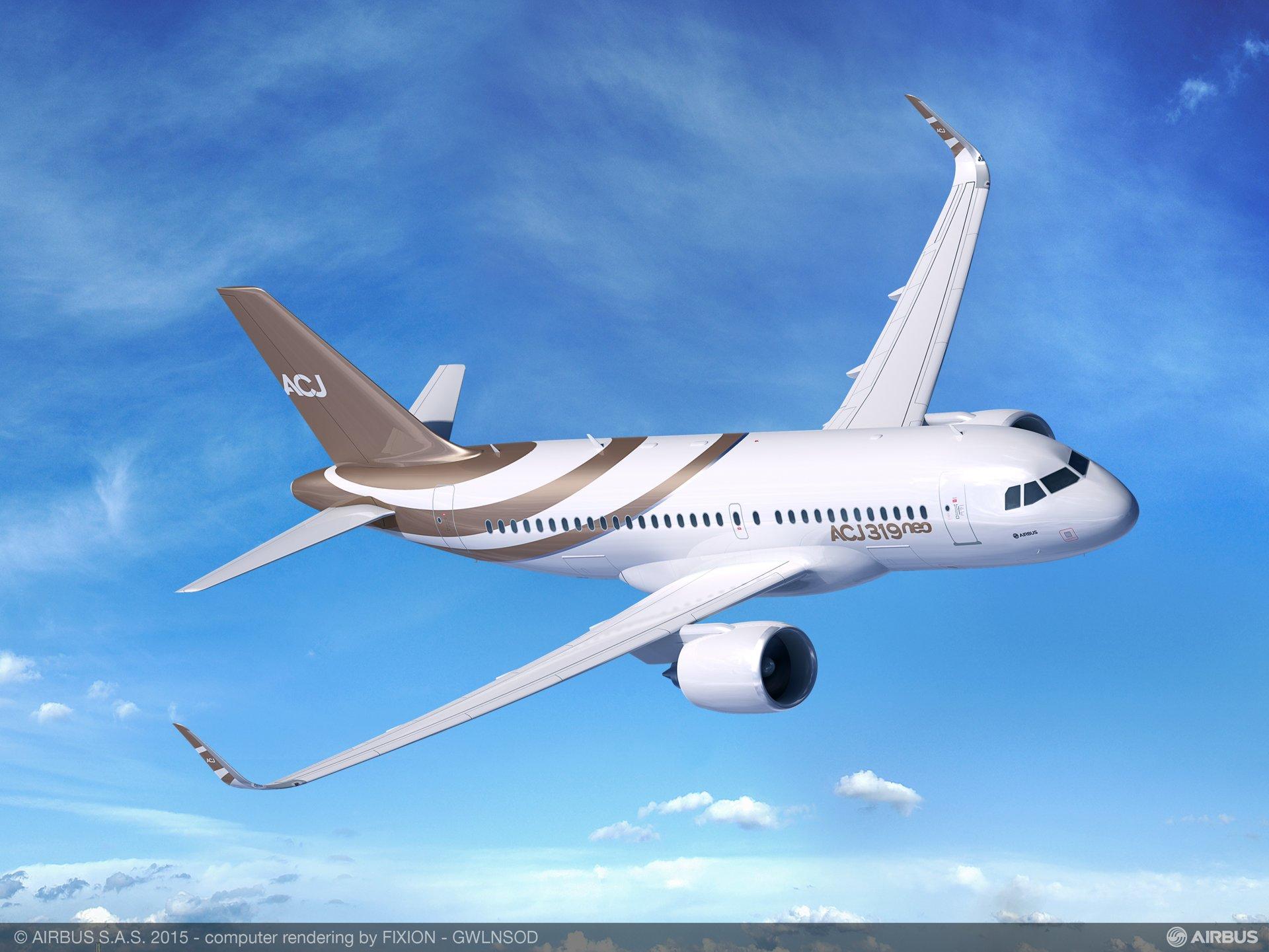 Airbus ACJ319neo