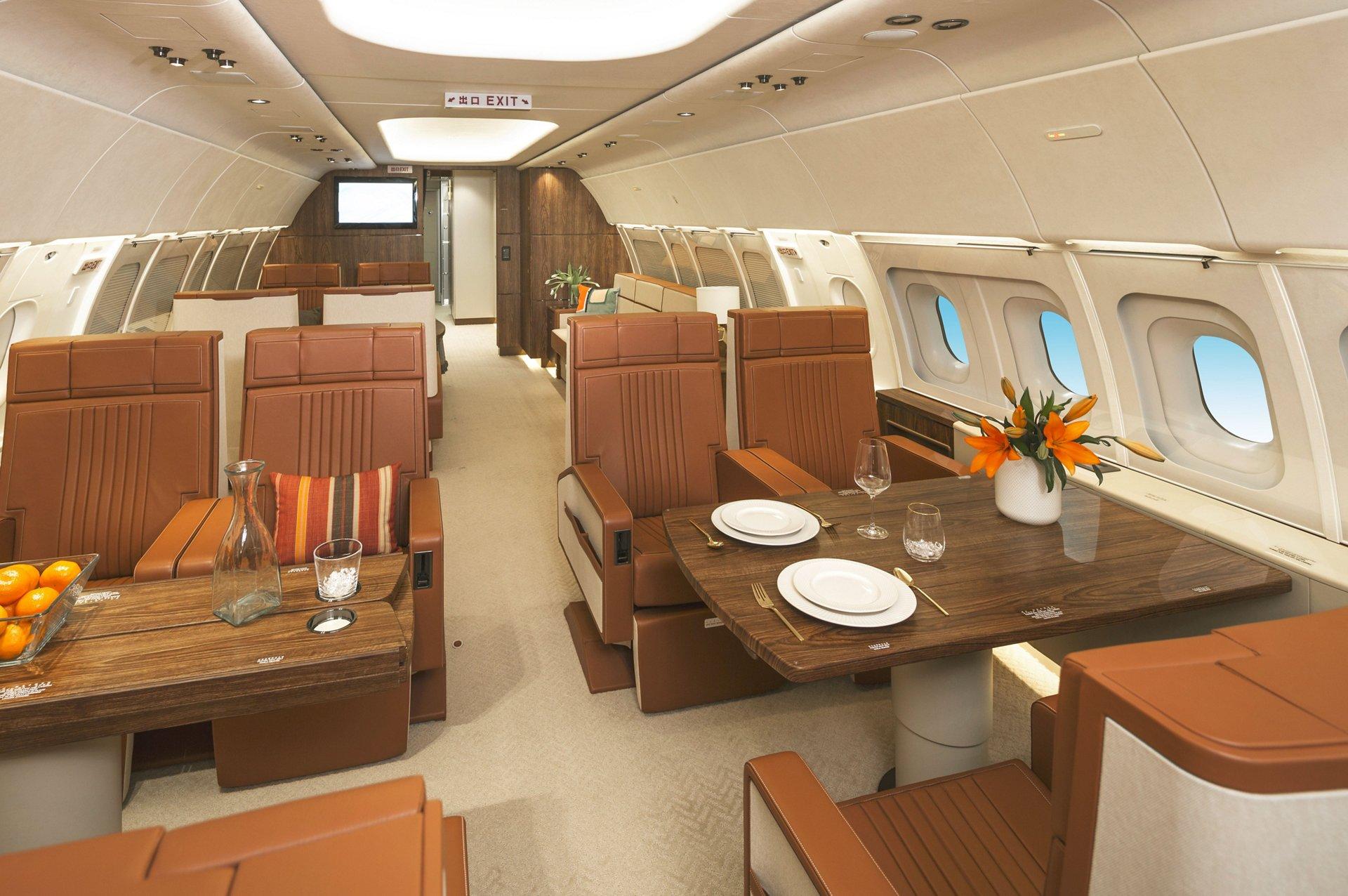 EVA Airways' ACJ319