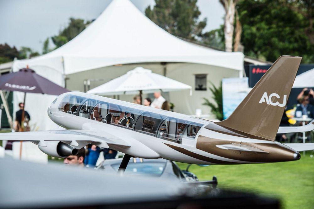 The Quail ACJ319neo Infinito Pagani 2018