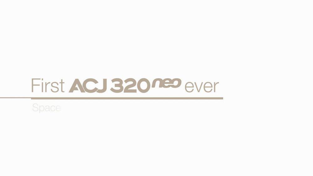 Acropolis Aviation ACJ320neo cabin