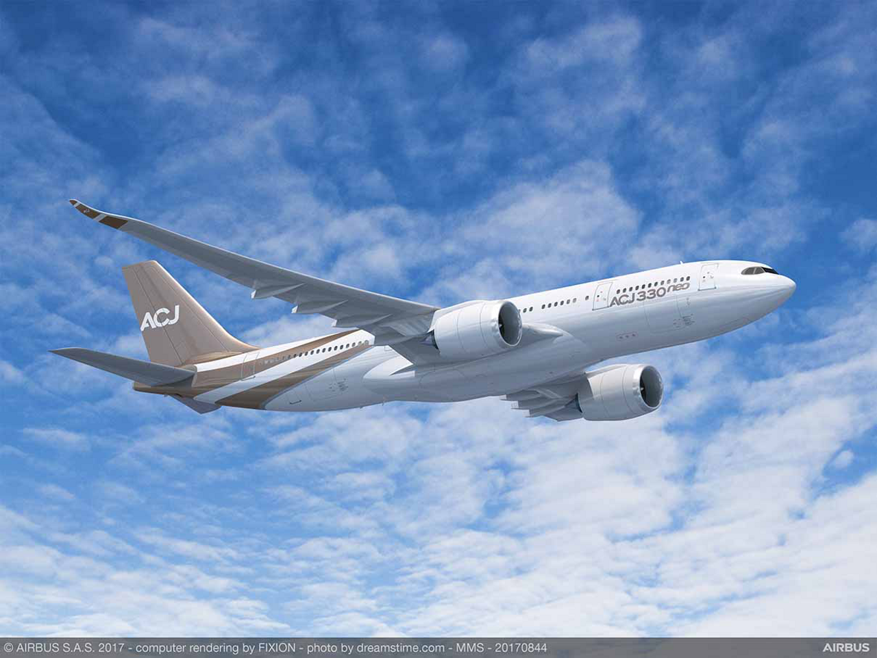 The ACJ330neo – launched by Airbus Corporate Jets in 2017 – will fly 25 passengers 9,400 nm/17,400 km or 20 hours, which is enough to fly nonstop from Europe to Australia