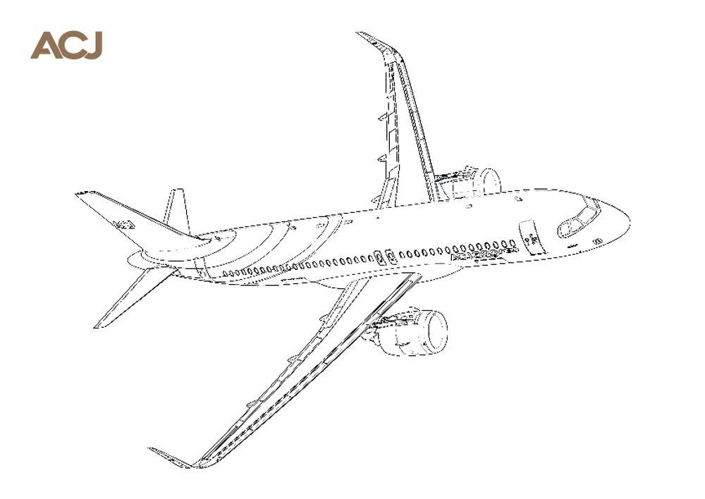 Colouring - Aircraft