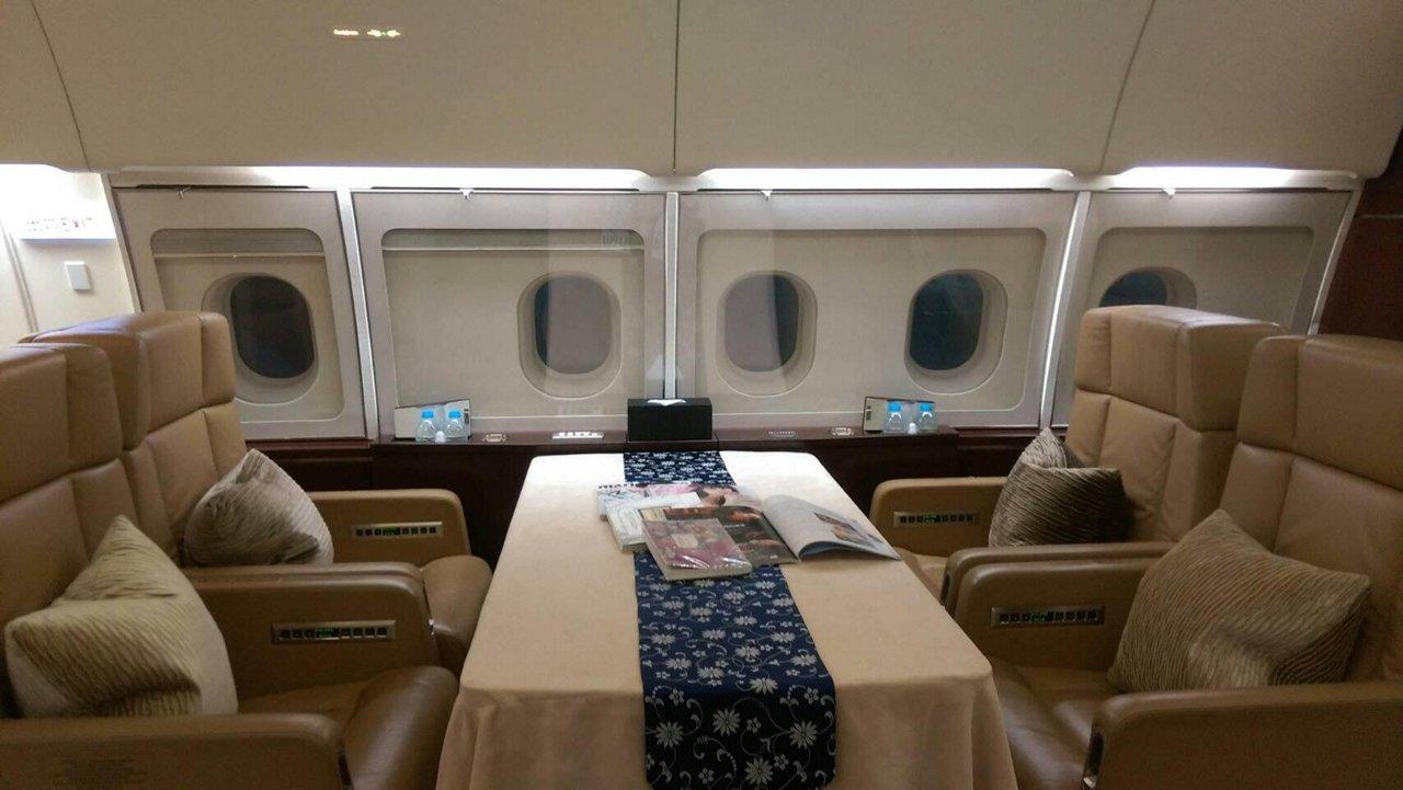 ACJ319 B00777 Eva Air