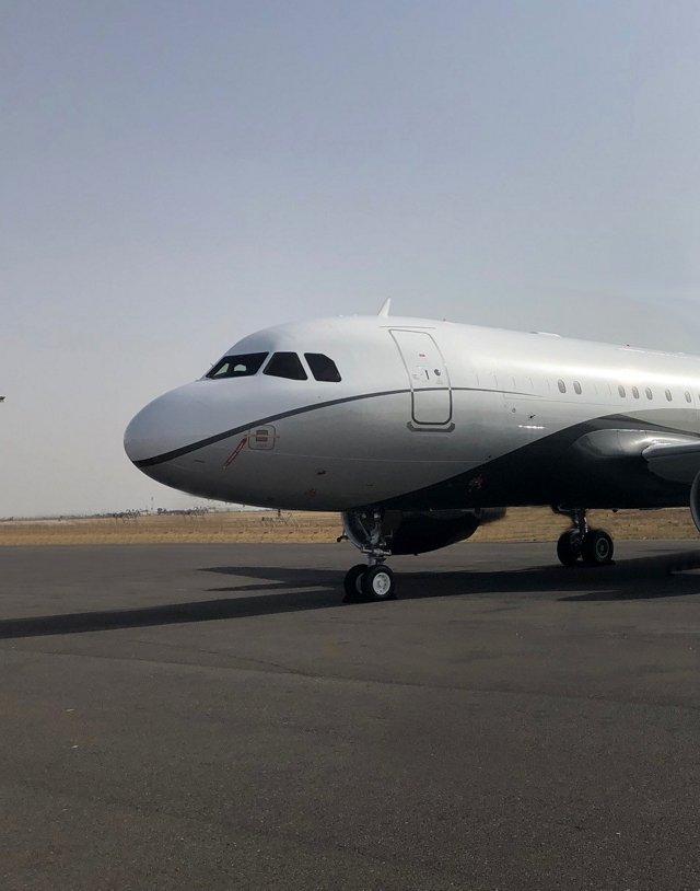 ACJ319 LX-GVV