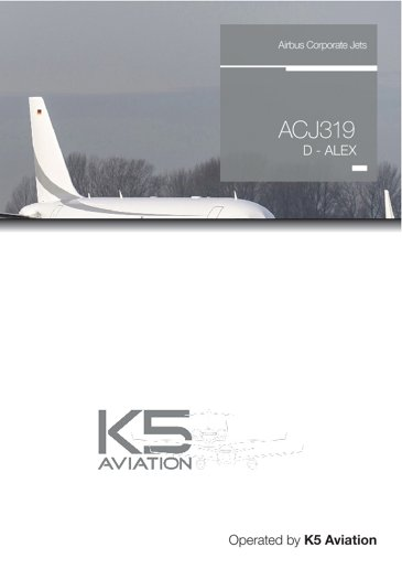 ACJ319 D-ALEX K5 Aviation