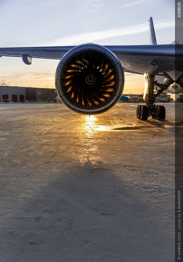 Airbus wallpaper – A330 propulsion