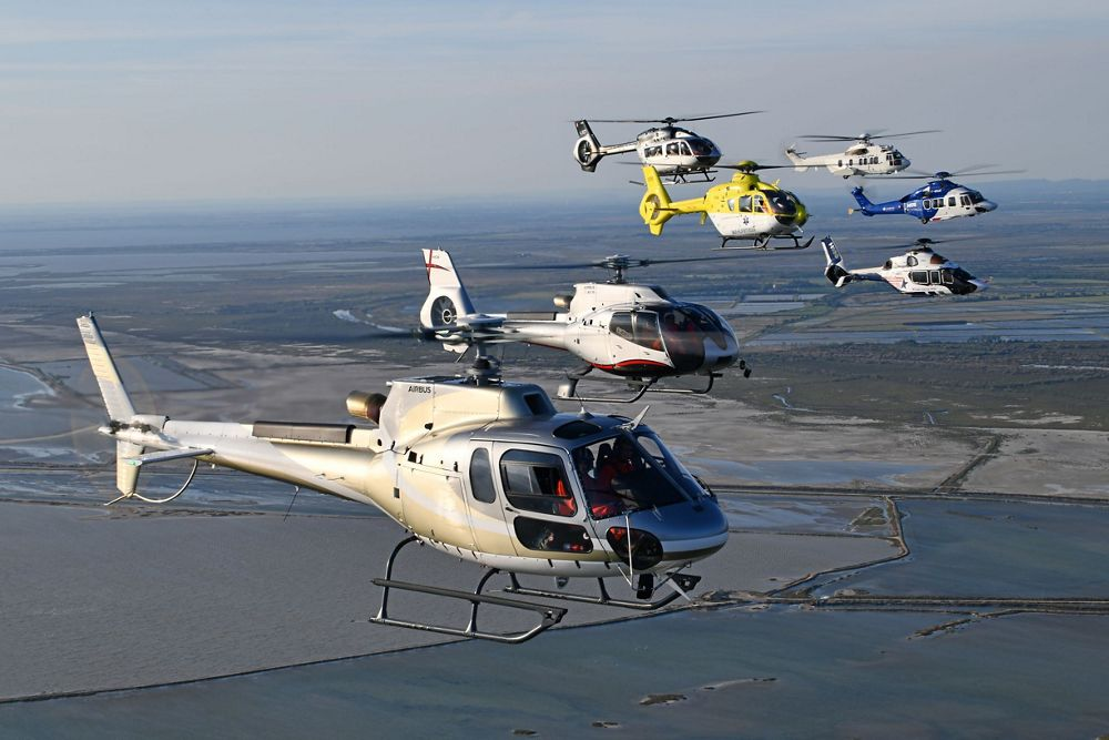 Giving a boost to biofuels in the helicopter industry