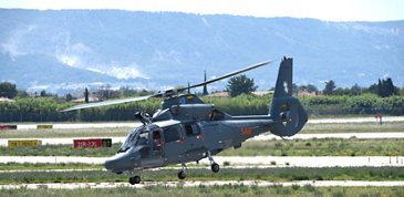 Entry into SAR Service for Lithuanian Armed Forces AS365 N3+