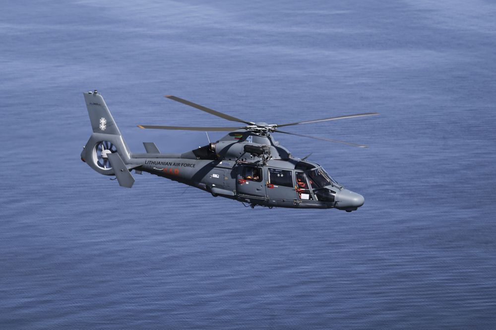Lithuanian Air Force renews HCare Infinite contract
