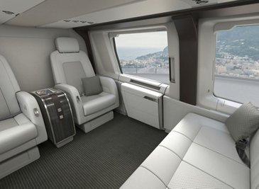 ACH160 cabin