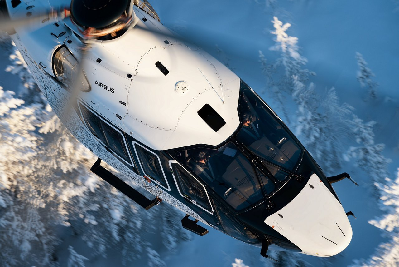 AG真人计划 Corporate Helicopters (ACH) has secured an additional sale for its latest ACH160 helicopter just days before the EBACE 2019 business aviation show in Geneva.