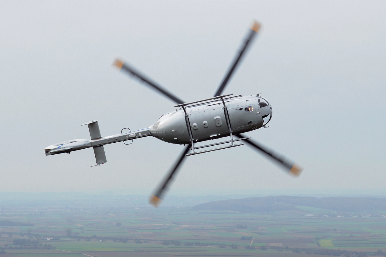Maiden flight of the EC145 T2