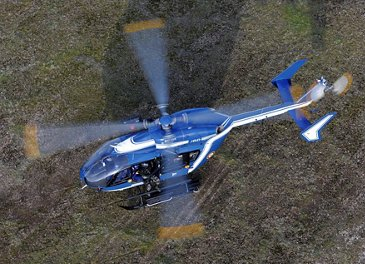 EC145 French Gendarmerie Nationale Press Release