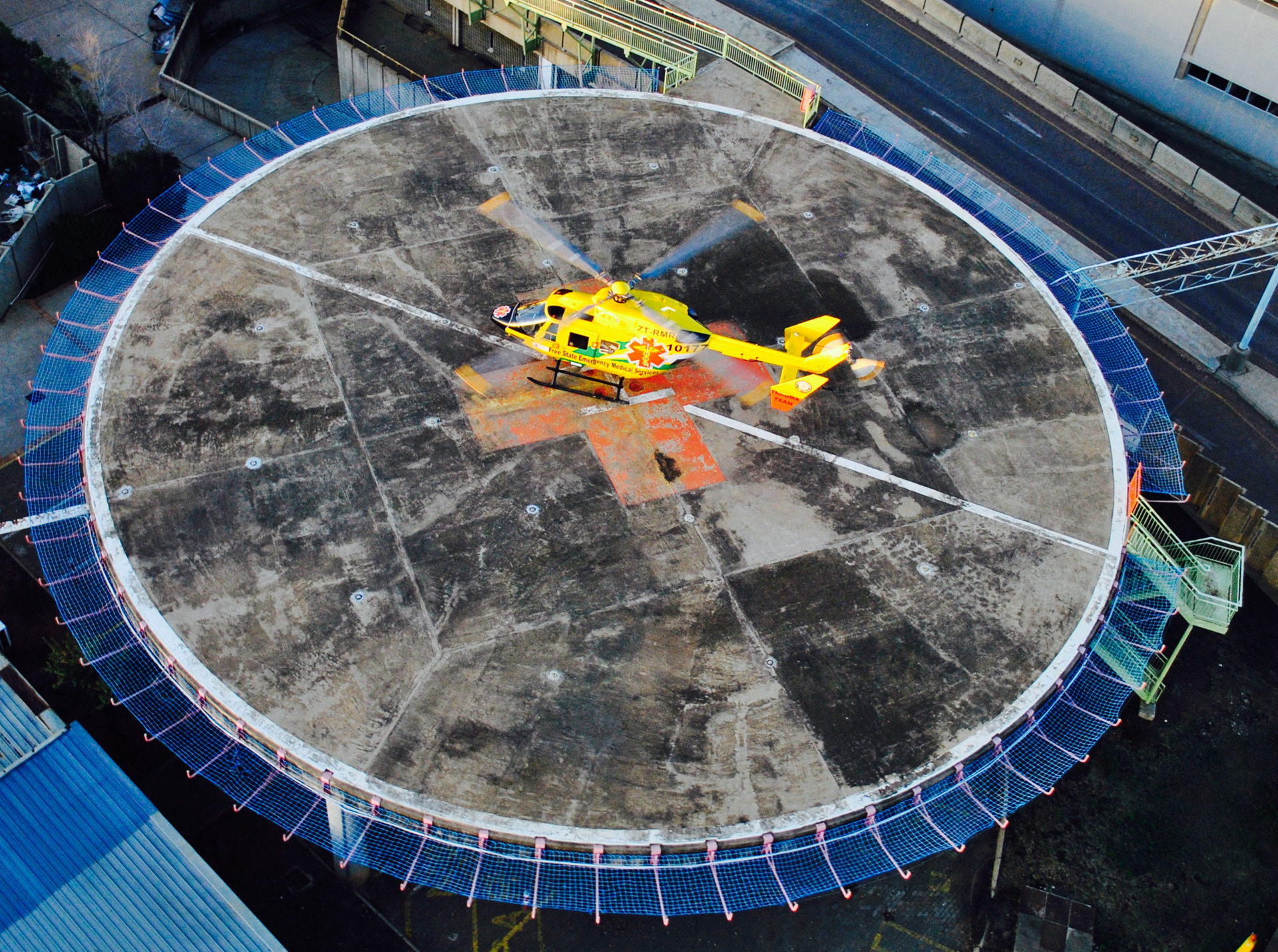 South Africa went into lockdown on 26 March, which effectively shut down the country with the exclusion of essential services. HALO Aviation, a HEMS operator based in South Africa, was the only operator in the country to have several aerial platforms configured to accommodate a complete patient isolation module.