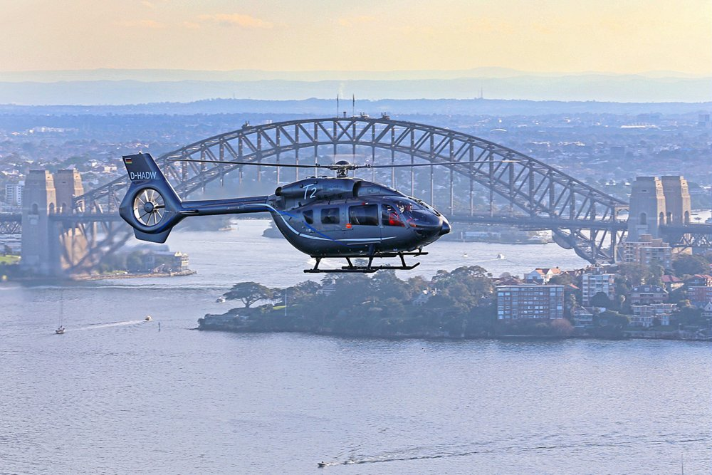 EC145 T2 unveiled to the public