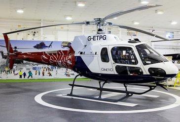 AirbusHelicopters SteveHampson ETPSHeliUndergoingCustomisation AHUK3
