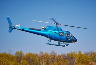 Ascent Helicopters has a growing fleet of H125s