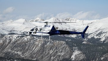 BLR's H125 in Gunnison, Colorado