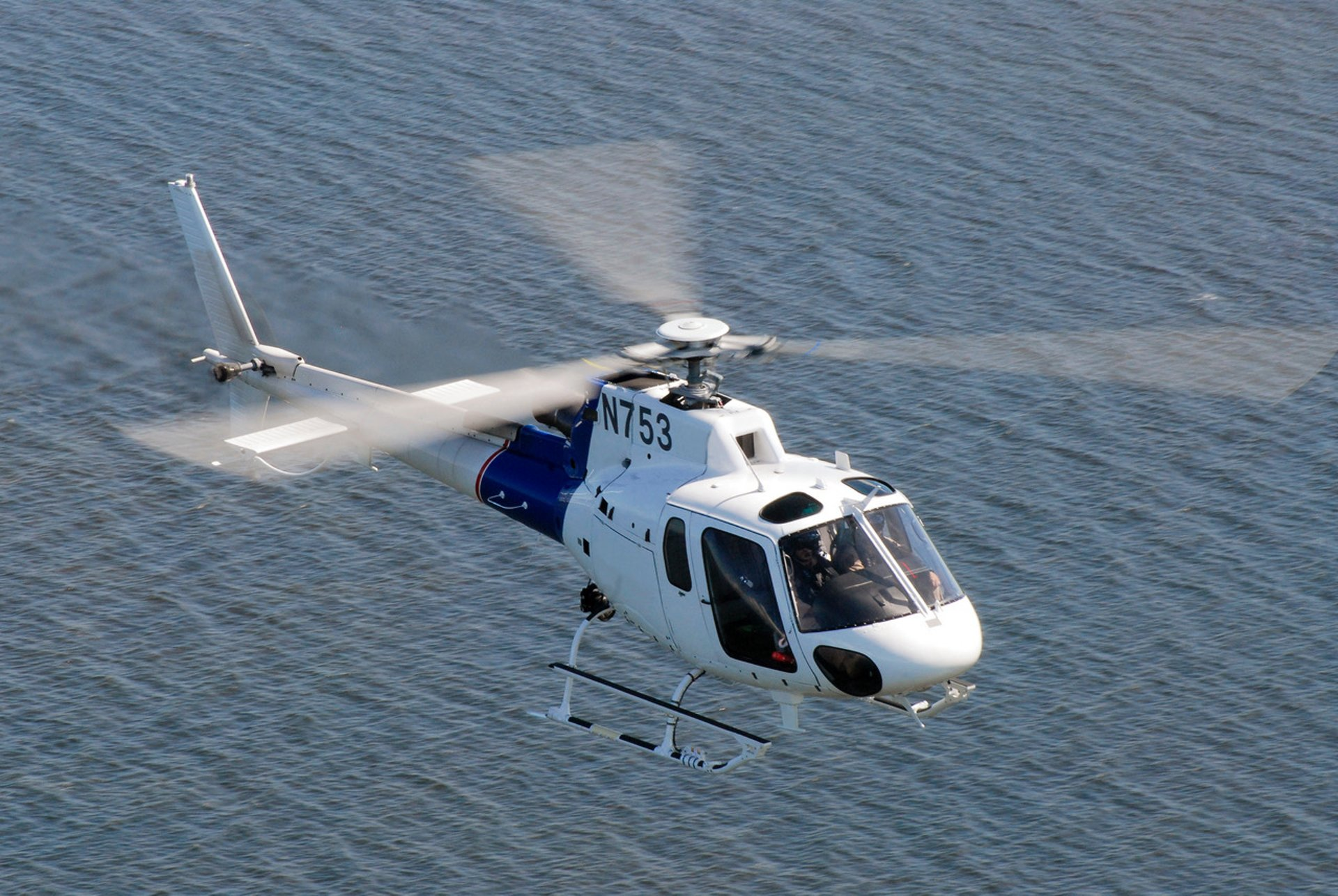 Airbus Helicopters to deliver 16 new H125s to Customs and Border Protection.