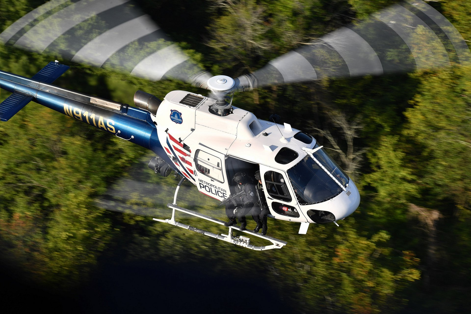 H125 DC Metro Washington
