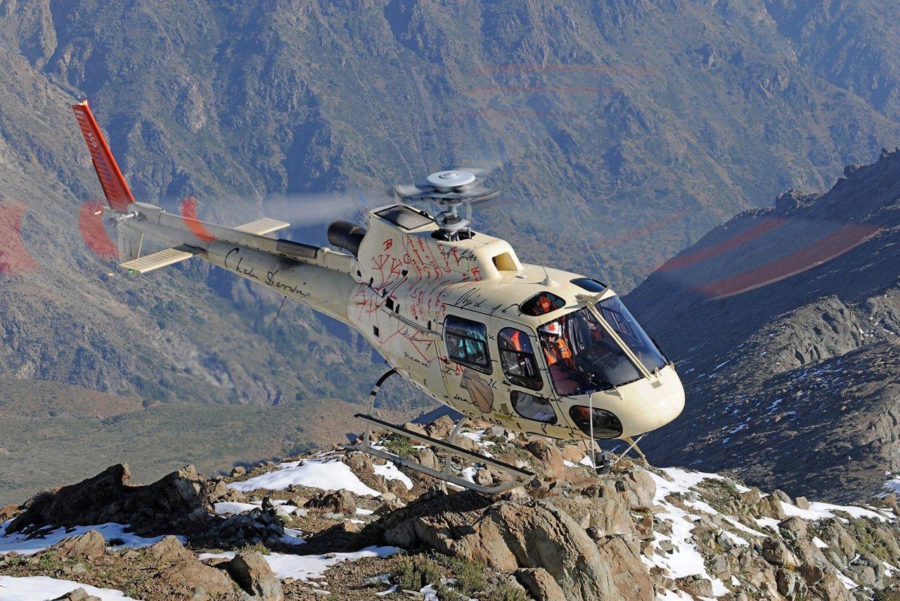 H125 Travail Aerien