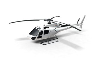 H125 Air Safa Artistic Representation