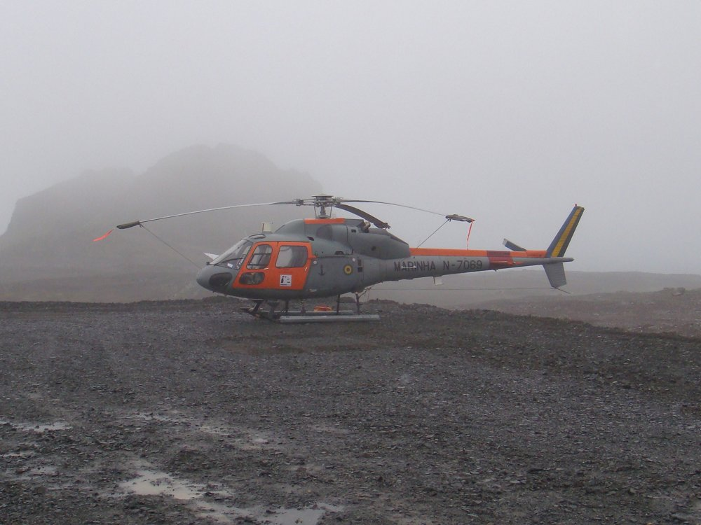 Image of H125 in challenging weather conditions