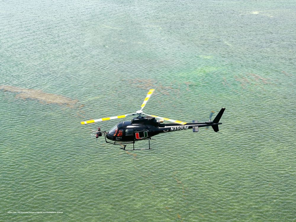 Equipped with sensors and cameras, the H125 can fly slowly and low over the Earth's surface to collect data.