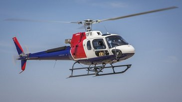 HELITRANS / NORWAY / H125 NSC001 N掳 8706