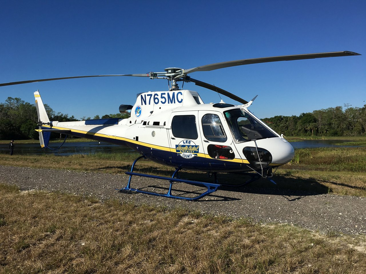 Lee County Mosquito Control District  H125