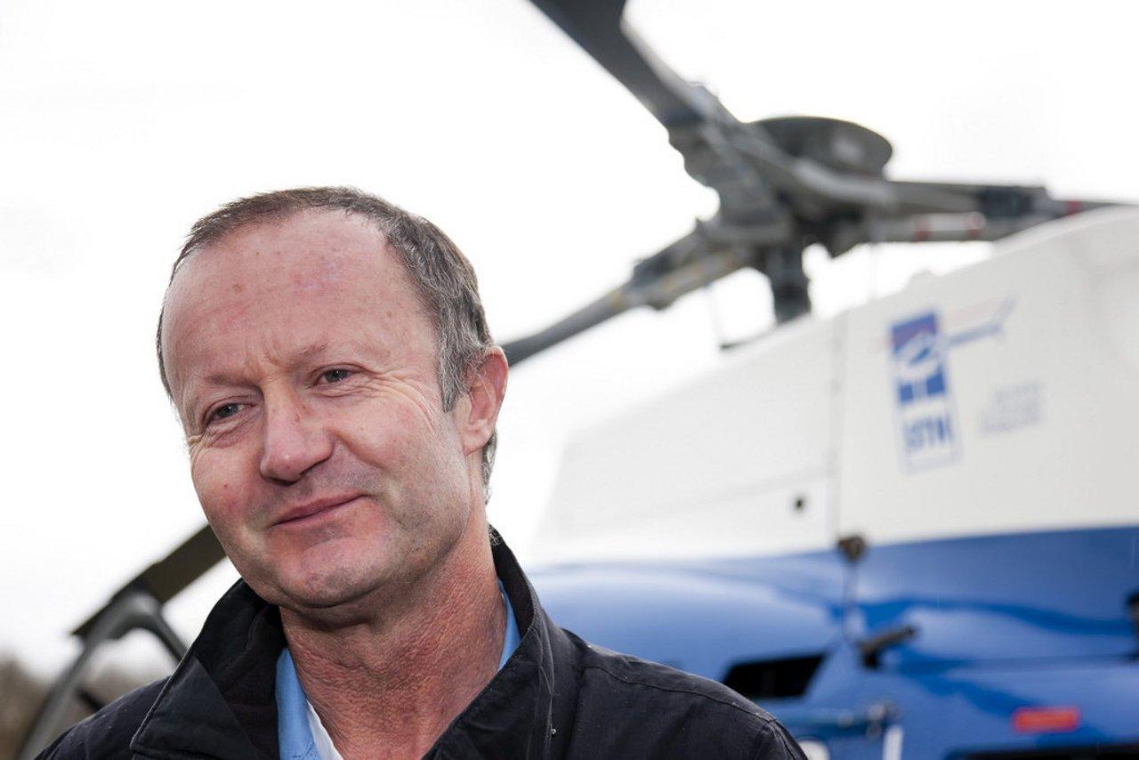 30,000 flight hours: RTE pilot reaches new milestone on Ecureuil aircraft