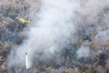 H125 firefighting