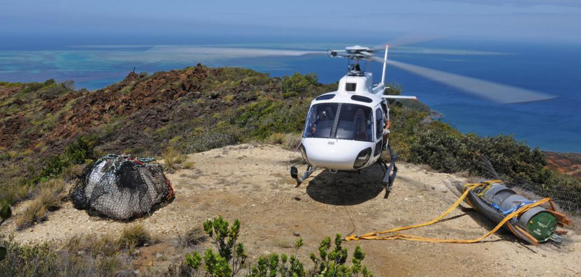 HELICAL's H125 for utility operations