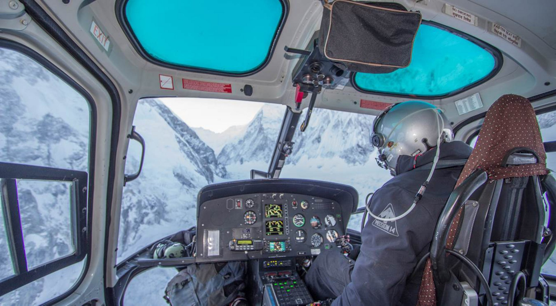 High-altitude flying: New Zealand pilot recounts experience on Mount Everest in an H125