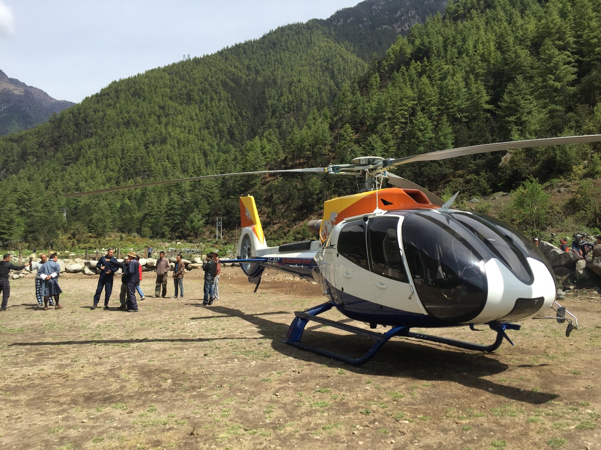 Royal Bhutan Helicopter Services Limited takes delivery of its second H130