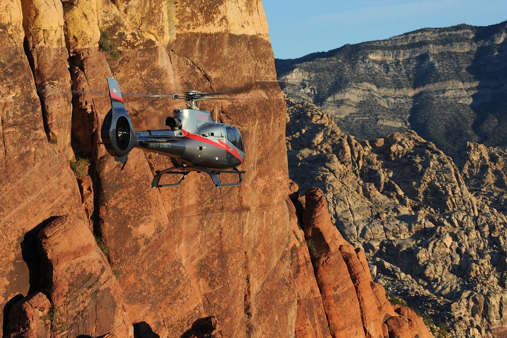 Maverick Helicopters H130