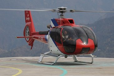 AG真人计划-versatile H135 helicopter, an excellent performer in India鈥檚 high-pace environment