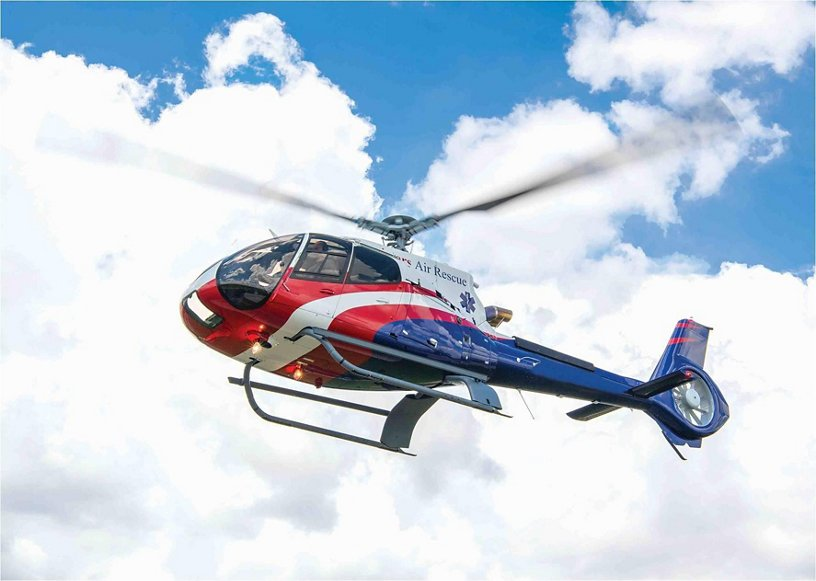 Aviators Air Rescue's H130 for HEMS