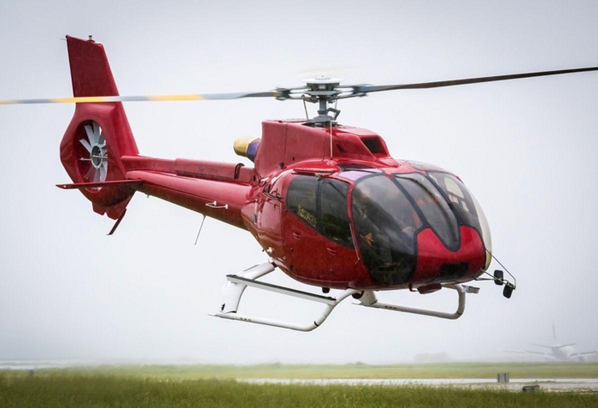 AIR ZERMATT, Switzerland's Air Zermatt receives the first Airbus Helicopters H130 configured for aerial work