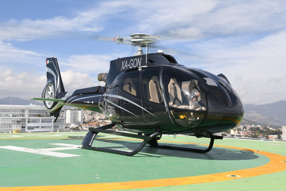 Airbus Corporate Helicopters 130