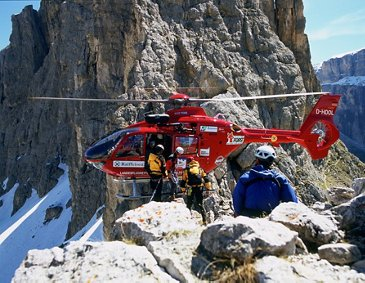 H135 Search and Rescue