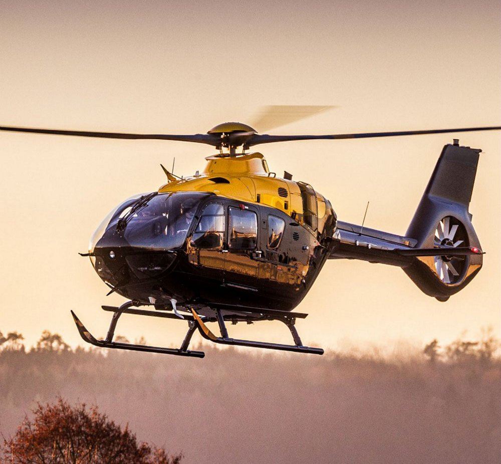 Airbus Helicopters selected by Ascent as the Aircraft Service Provider for the UK's Military Flying Training System.