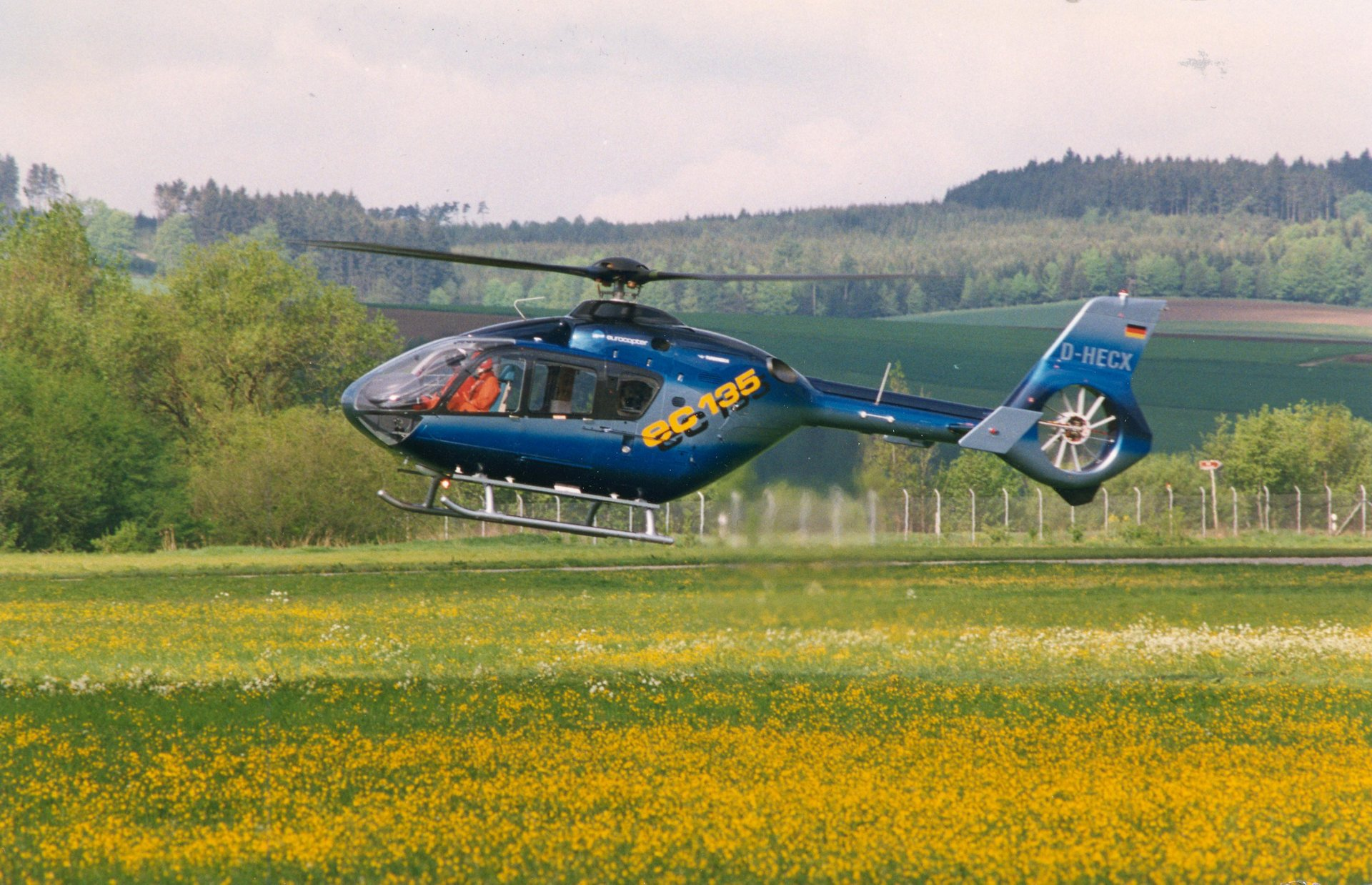 EC135, Airbus Helicopters celebrates 20th anniversary of the H135 family at Helitech