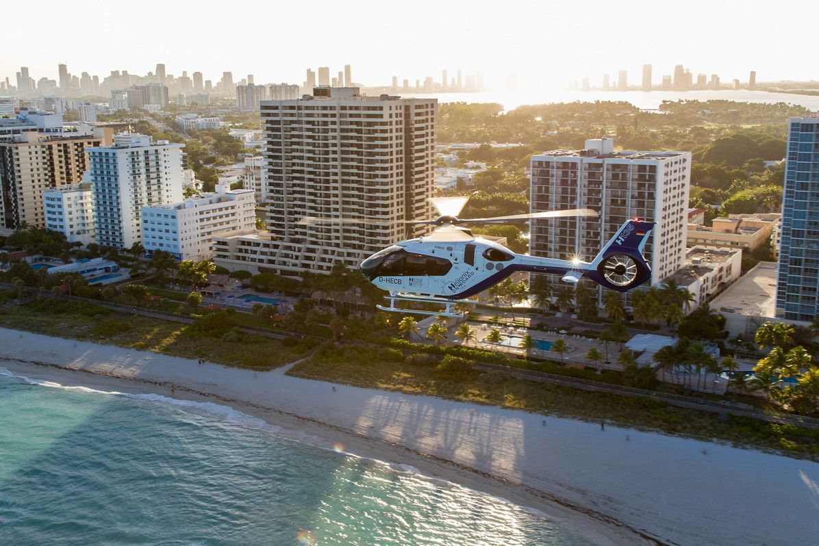 VIDEO: H135 Helionix customer feedback after Miami flights